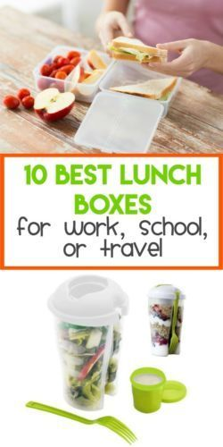 lunch packing ideas. Great ways to organize your packed  lunch!