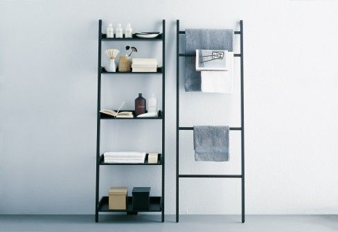agape: Stairs towel holder