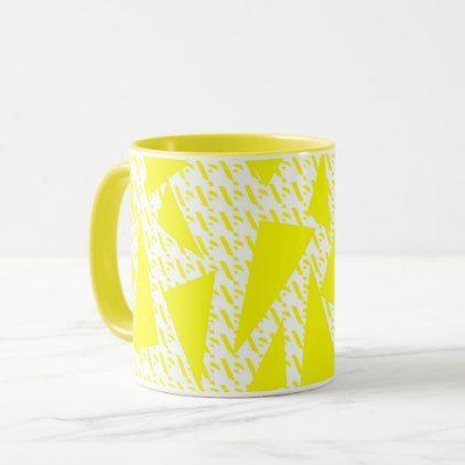#Kaur - Sikh Design - Yellow Mug - #drinkware #cool #special