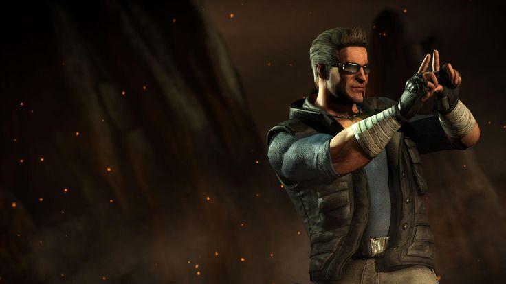 Mortal Kombat X Reveals Johnny Cage and Mileena in New Screenshots