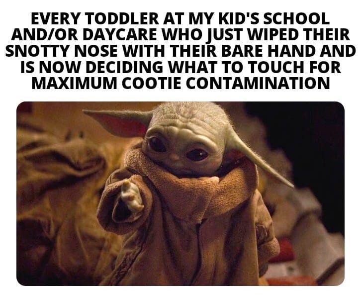 Baby Yoda Yoda Meme Star Wars Baby Star Wars Memes
