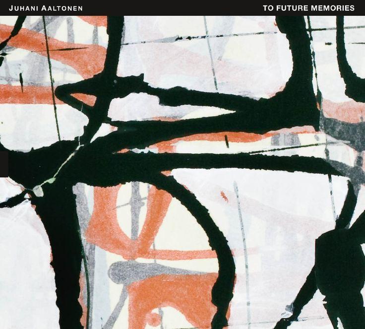 """2013 Juhani Aaltonen - To Future Memories [TUM Records TUMCD036] artwork: Jukka Mäkelä """"Siberia from Series 4"""" (2009) #albumcover #Abstract #art #Jazz #music"""