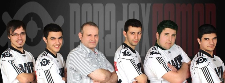 ParadoxGamer eSport Team