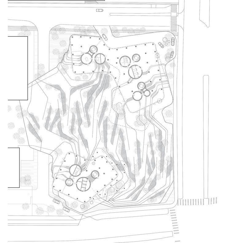 Mejores 9 im genes de edificios enterrados en pinterest for Pension kopenhagen