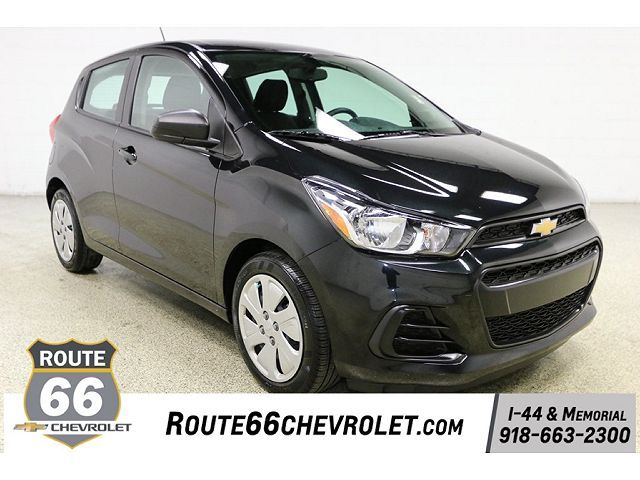KL8CB6SA3GC622108 | 2016 Chevrolet Spark LS for sale in Tulsa, OK