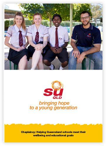 School Chaplaincy Brochure