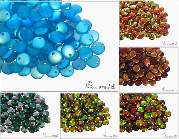 Lentil Beads in our Etsy shop https://www.etsy.com/shop/BeadsOfBohemia/search?search_query=lentil&order=date_desc&view_type=gallery&ref=shop_search