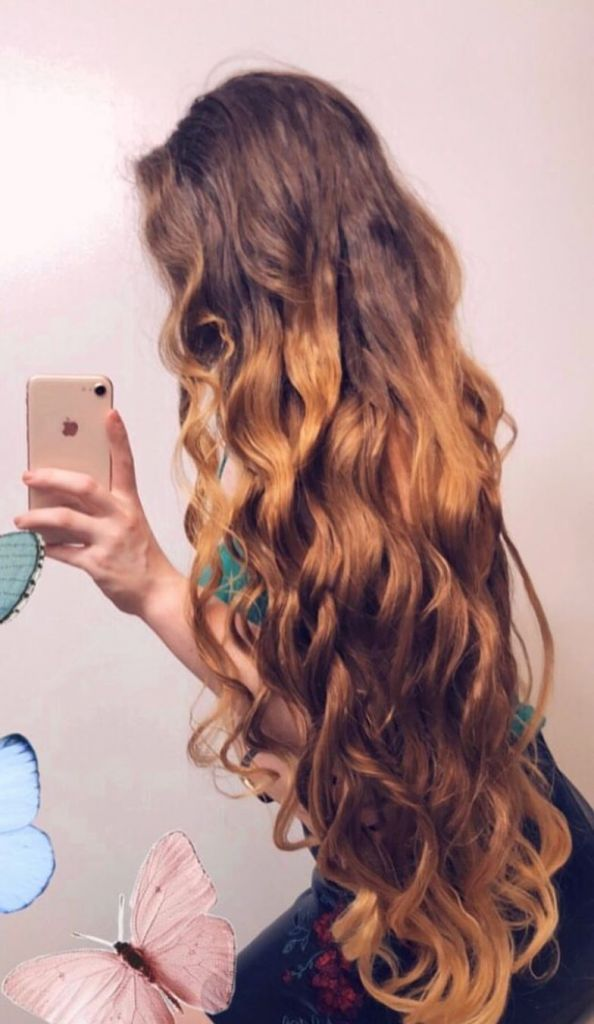 Long Hairstyles With Big Curls Luxury What Is The Best Hairstyle For Curly Frizzy Hair Www Classearadiohits Co Long Hair Styles Hair Styles Womens Hairstyles