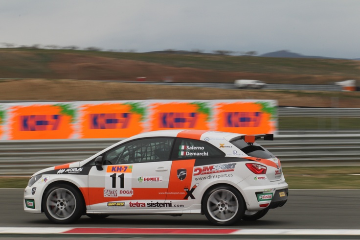 Luca Dermachi-Alfredo Salerno (SEAT Ibiza SC Trophy)