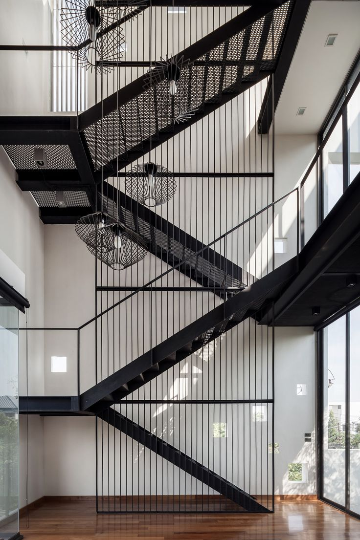 25 Best Ideas About Industrial Stairs On Pinterest
