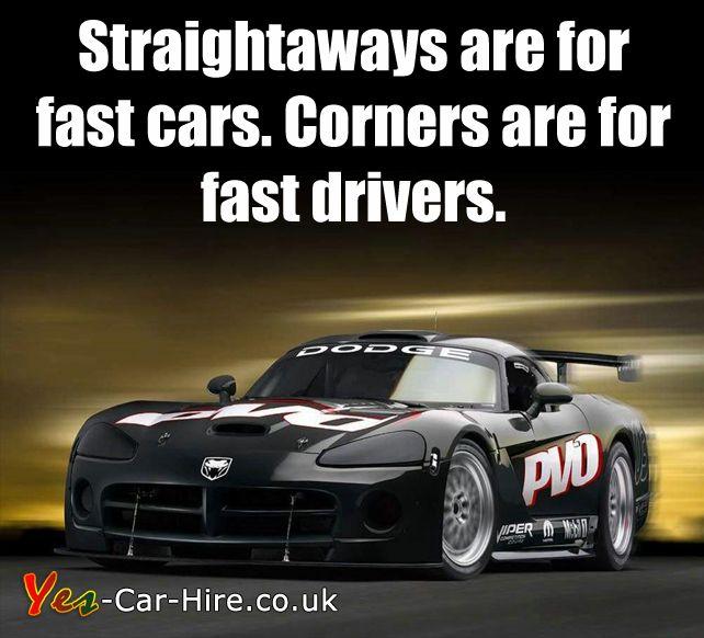 Driving Fast Cars Lyrics