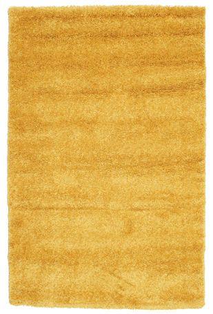 Shaggy Solana - Gul teppe 120x180
