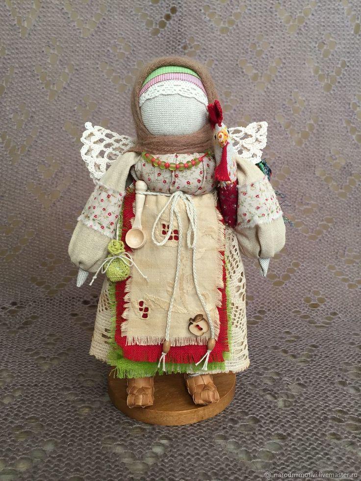 кукла оберег ангел хранитель начале своей