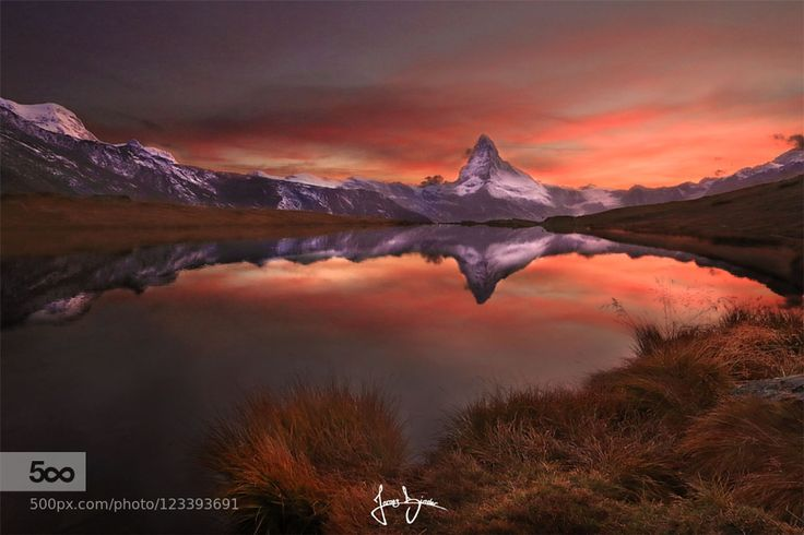 Matterhorn in Zermatt by JamesBinder