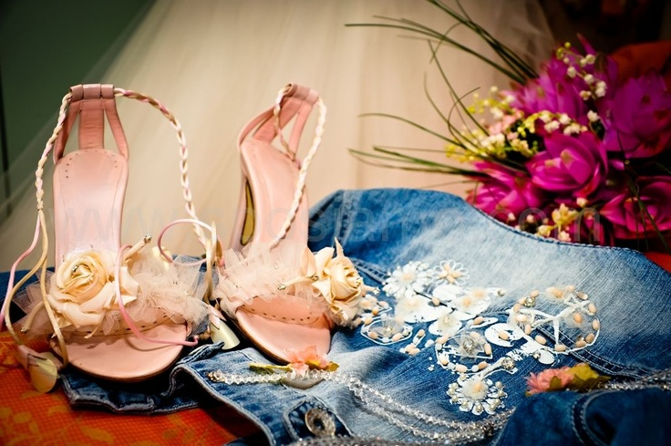 Country Bride.