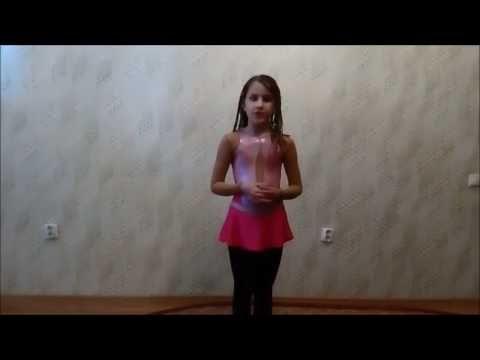 гимнастика от Нади .Пройденные элементы