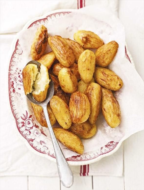 Recette de pommes de terre à la graisse de canard