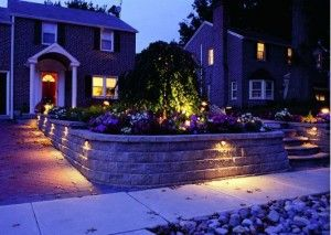 31 best front wall and sidewalk images on pinterest - Landscape elements that you should consider for your yard ...