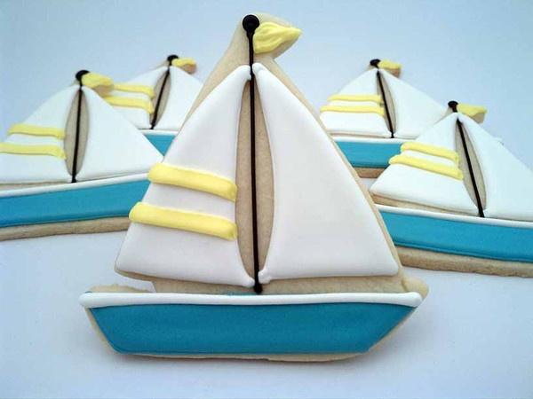 K: Flour Box Bakery — Toy Boat