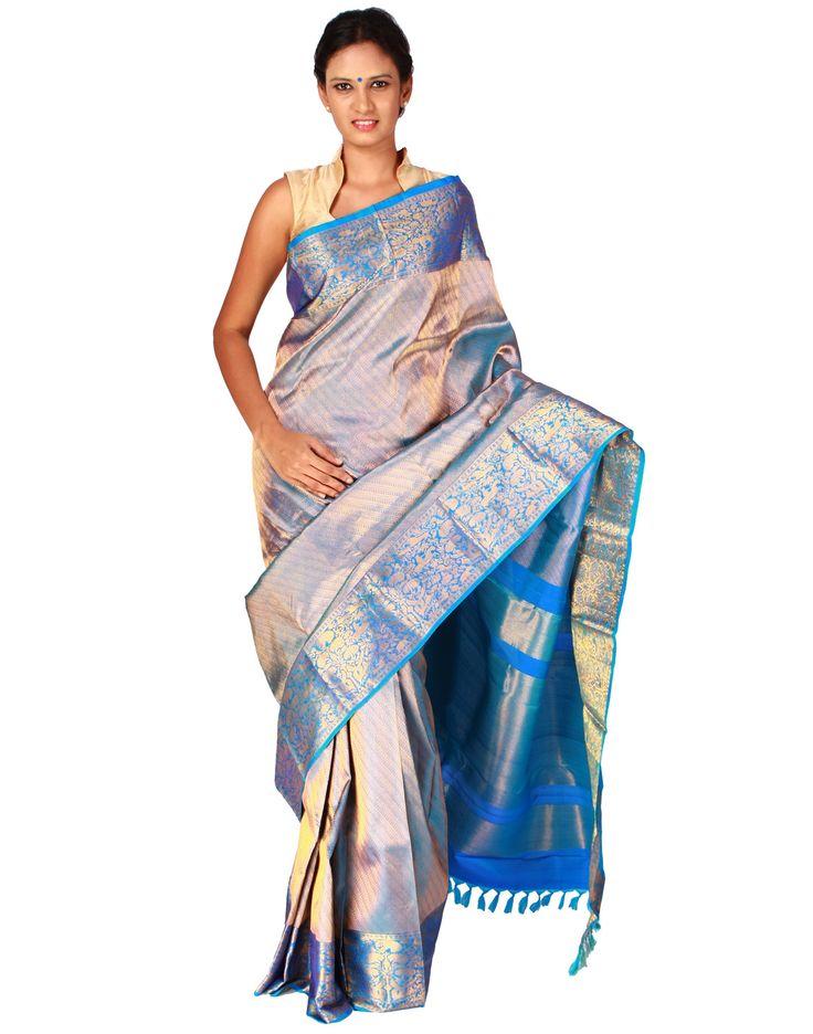 Kanchi Saree