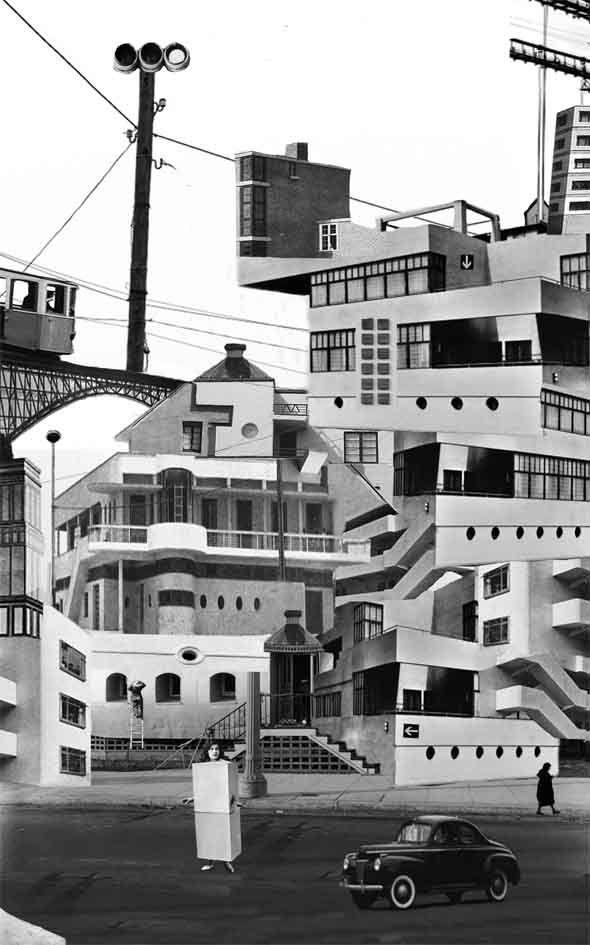 BoWo Studio, Constructivist dream (2016)