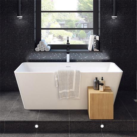 Montgomery Modern Double Ended Bath