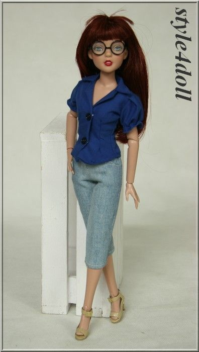 """style4doll outfit for Agatha Primrose 13"""" Tonner"""