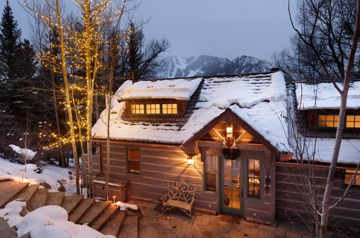 Pin By Cuv E Escapes On Aspen 39 Log Cabin 39 Pinterest