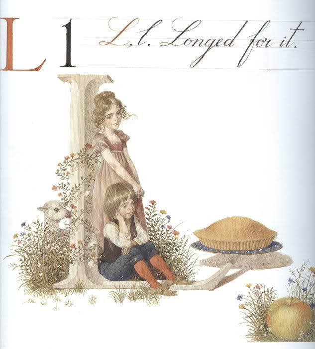 "Детская Книга - Gennady Spirin ""A Apple Pie"""