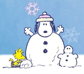 Snoopy Snowman Snoopy And The Gang Pinterest Snoopy Snoopy