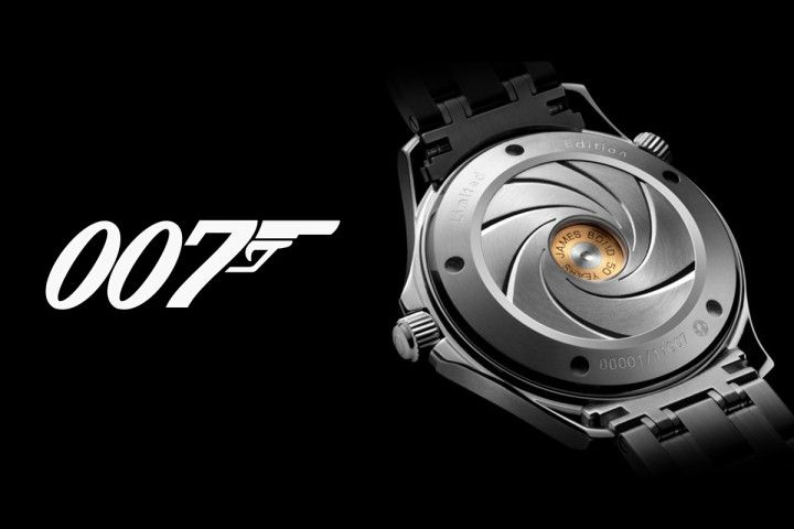 Omega Seamaster and James Bond 007 - A 20-year love story - Monochrome-Watches