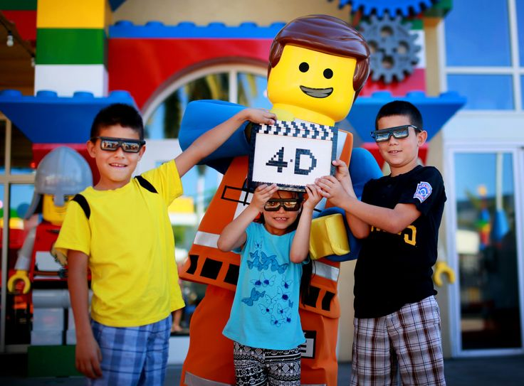 MERLIN ENTERTAINMENTS ANNOUNCES NEW 4D FILM BASED ON THE LEGO® MOVIE™ FROM WARNER BROS. TO LAUNCH EXCLUSIVELY TO LEGOLAND® PARKS AND LEGOLAND® DISCOVERY CENTERS WORLDWIDE (Photo: Business Wire)