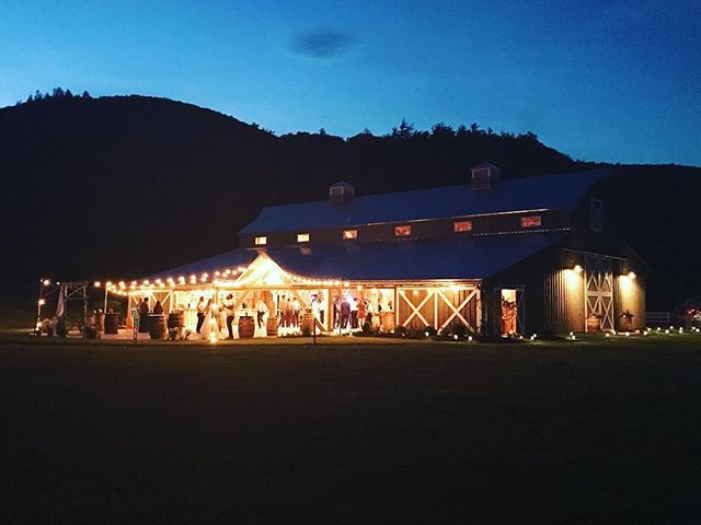 'And To all a goodnight! 😍  #weddinginspiration #wedding #shabbychic #shesaidyes #ticonderoga #lakegeorgewedding #adirondackwedding #adk #barnwedding #barnbride #barnweddingcentral #upstateny #outdoorwedding #rusticchic #rustic #summer #ido' by @barnatlordhowevalley.  #bridesmaid #невеста #parties #catering #venues #entertainment #eventstyling #bridalmakeup #couture #bridalhair #bridalstyle #weddinghair #プレ花嫁 #bridalgown #brides #engagement #theknot #ido #ceremony #congrats #instawed…