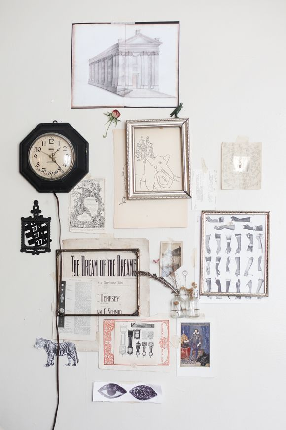 Best 25 eclectic wall decor ideas on pinterest eclectic gallery wall eclectic living room - Eclectic picture frame wall ...