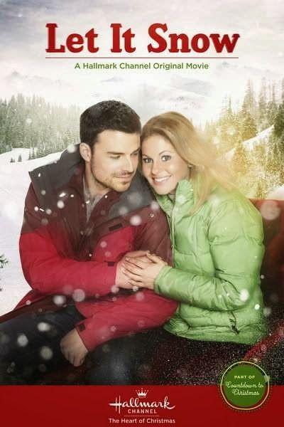 hallmark christmas movies   let it snow premieres saturday november 30 at 8 7c a resort executive ...