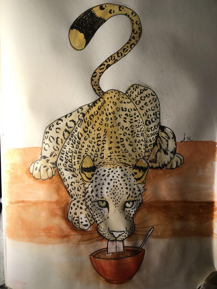 #inktober #inktober2016 #animalescafeote #animalscoffeandtea #mallorca #dia3 #day3