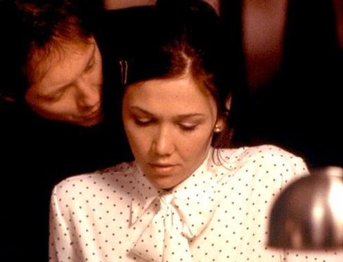 TOP 10 SECRETLY FEMINIST FILMS | SECRETARY | Starring Maggie Gyllenhaal