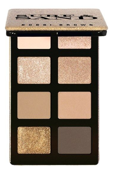 Love this Surf & Sand eyeshadow palette by Bobbi Brown http://rstyle.me/n/p88h5nyg6