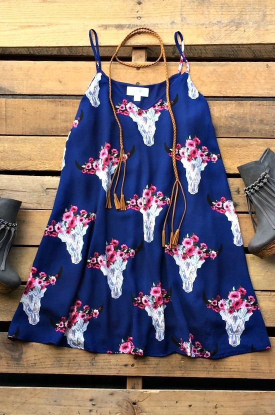boutique clothing, The Heart Of Texas Dress