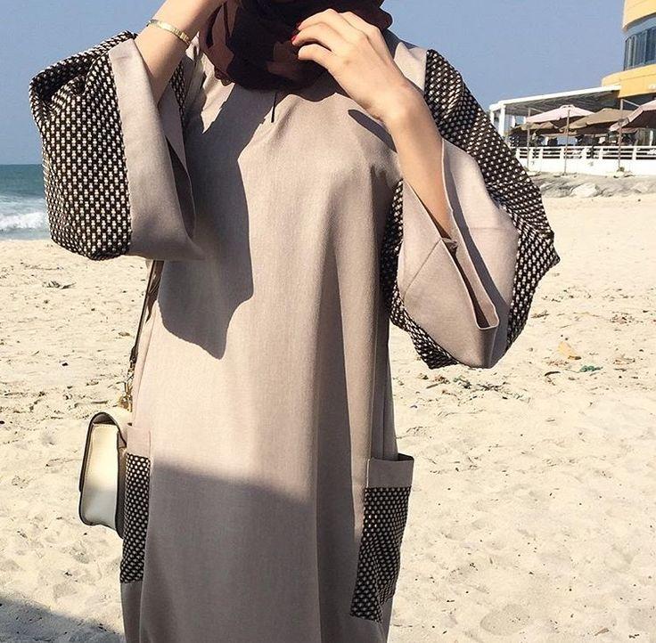 IG: Shm.Abaya || IG: BeautiifulinBlack || Abaya Fashion ||