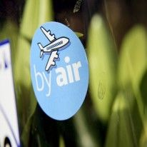 Tufts University's Green Guide about flying.