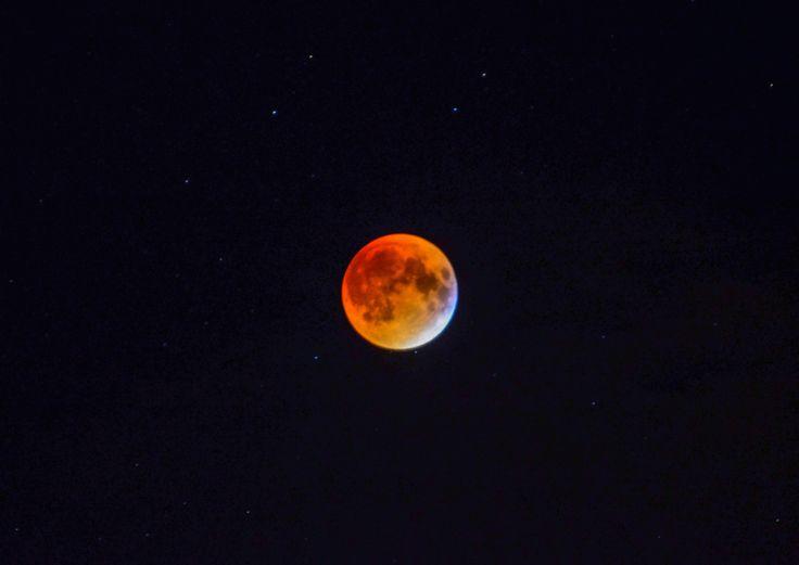 Lunar Eclips in Oct 2015
