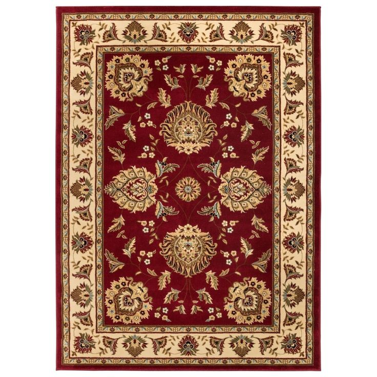 Well-woven Vanguard Oriental Formal Traditional Area Rug