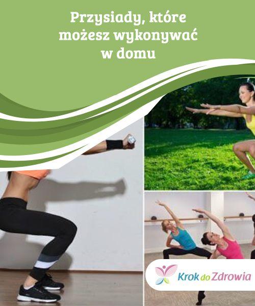Przysiady, które możesz #wykonywać w domu  Jeśli chcesz #mieć zdrowe i wyraźnie ukształtowane mięśnie nóg #musisz codziennie wykonywać ćwiczenia fizyczne, w tym przysiady. Choć odpowiednia dieta również odgrywa #ważną rolę w całym procesie, koniecznym jest opracowanie planu ćwiczeń, który pomoże w #budowie masy mięśniowej w tym obszarze twojego ciała.