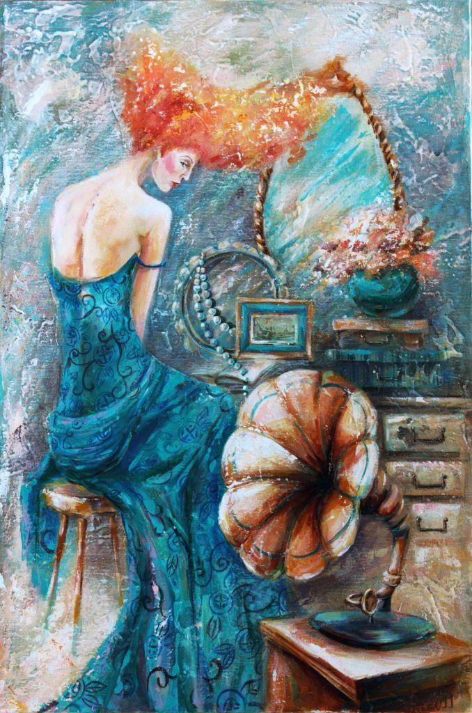 Яна Фефелова картины - Поиск в Google