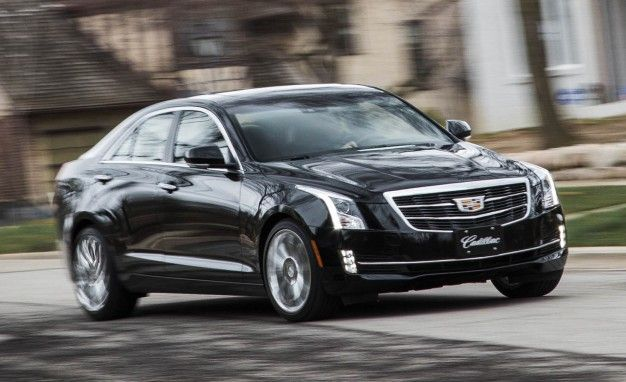2017 Cadillac ATS Loses Base Engine Gains More Feature Content