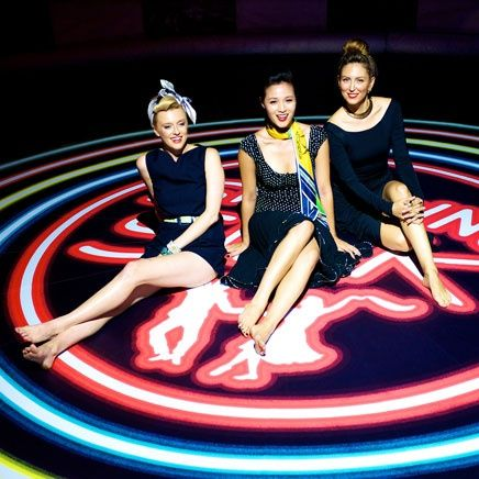 Hermes - Swingin' Party Sydney 2013