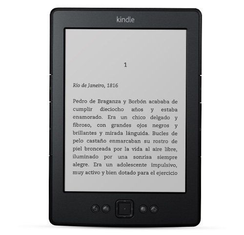 "Kindle, pantalla de E Ink de 6"" (15cm), wifi, color negro de Kindle, http://es-qa-social.amazon.com/dp/B007HCCOD0/ref=cm_sw_r_pi_dp_y5SNtb1PCMVYG"