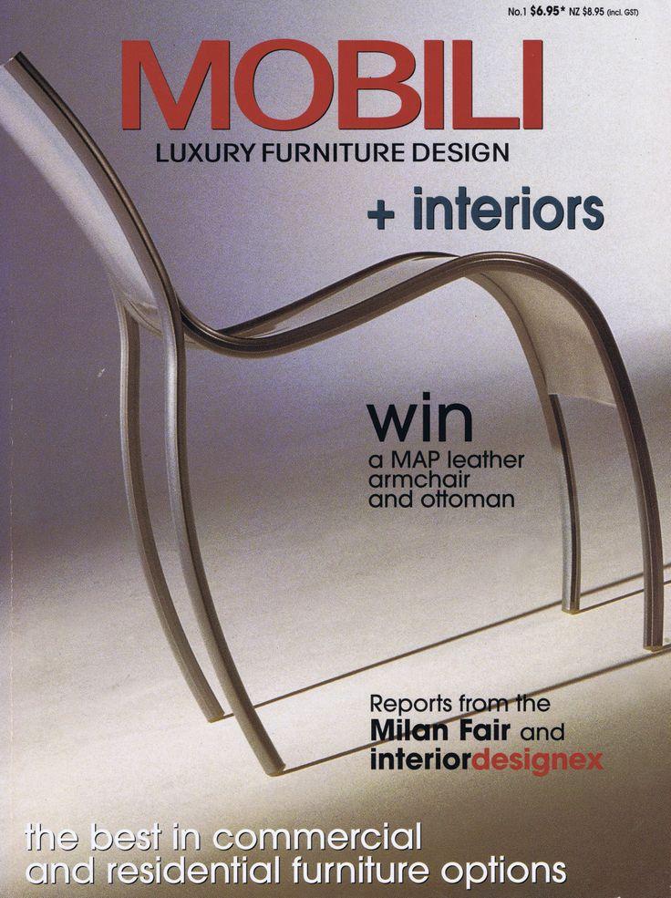Mobili Issue 1 Cover                                     Brooke Aitken Design