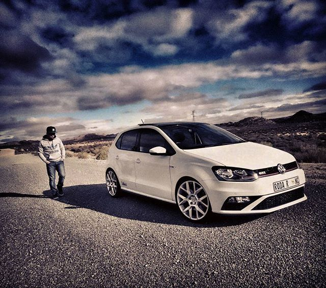 #VW #Polo #GTI.....   Photo taken in the Northern Cape of South Africa